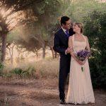 Fotografia de boda en el Campo